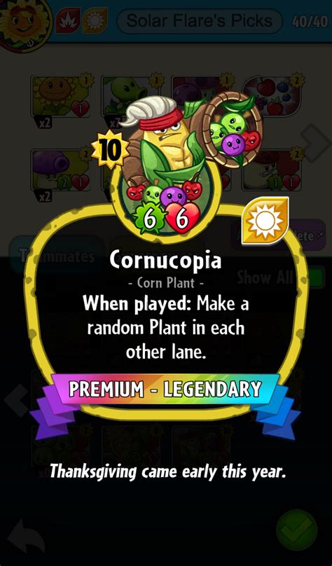 Pvz Heroes Card Template by Image Cornucopiadescription Png Plants Vs Zombies
