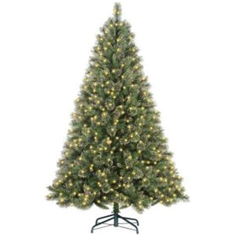 martha stewart alexander 75 ft christmas tree reviews martha stewart living 7 5 ft pre lit glittery gold pine tree with 600 clear ready lit