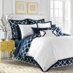 Navy White Duvet Buy Navy Duvet Cover From Bed Bath Amp Beyond
