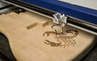 Kitchen Cabinet Router Bits wood engraving with a laser system from epilog