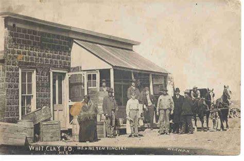 Garner Post Office by White Clay Ne Photos Co Negenweb