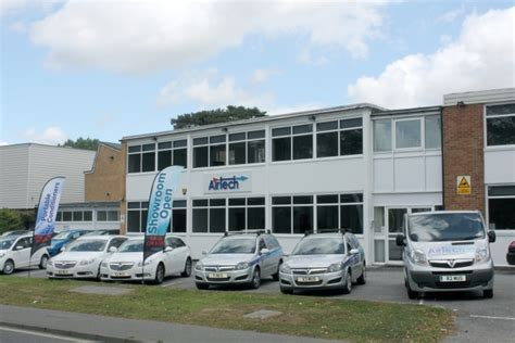 Plumb Centre East Grinstead by Airtech Air Conditioning Surrey Sussex Kent