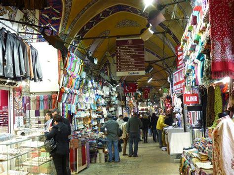 el bazar de los gran bazar de estambul historia horario y recomendaciones