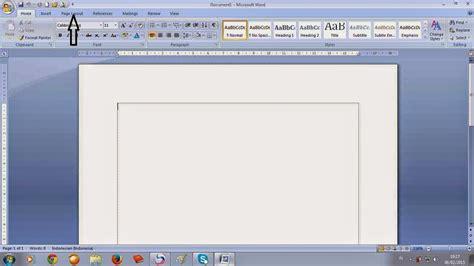 Microsoft Di Bawah 1jt cara mengatur margin dan ukuran kertas pada microsoft word