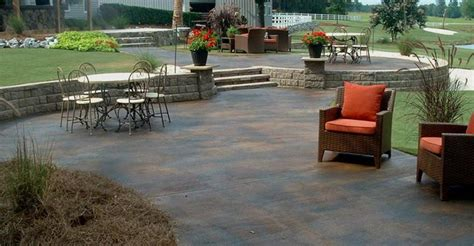 Stained Concrete Patio Pictures - stained concrete patios the concrete network