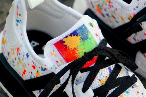 adidas nmd multicolor splash custom sneaker bar detroit