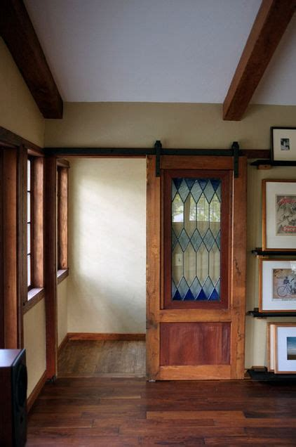 Beautiful Stained Glass Door Interior Barn Doors Stained Glass Sliding Doors