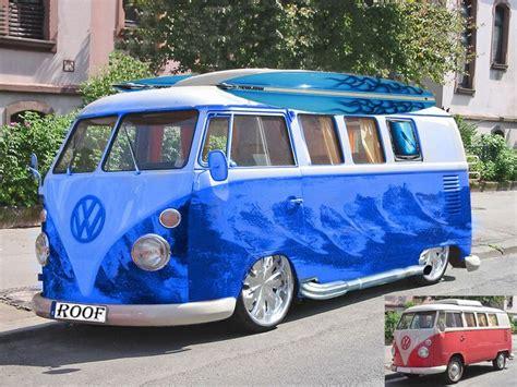 steve jobs volkswagen microbus volkswagen bus sweet paint job kombi vw van bus
