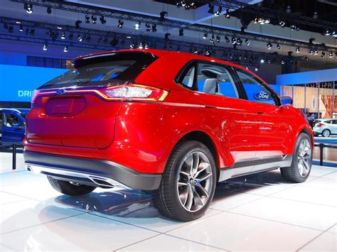 ford edge top speed 2013 ford edge concept review top speed