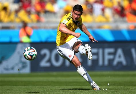 manchester united    colombian star james