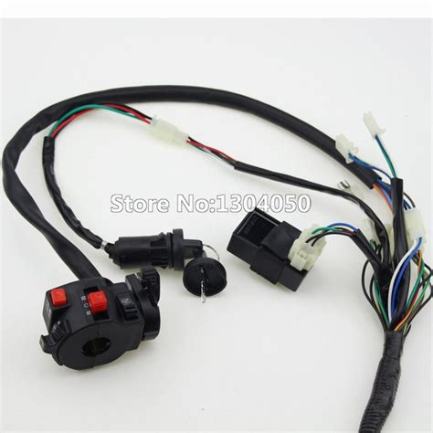 gy6 150 cc gokart buggy wiring harness motorcycle review