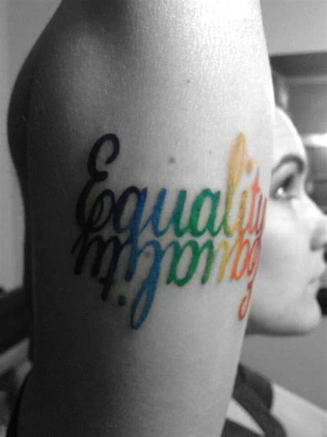 tattoo ideas for equality pinterest the world s catalog of ideas