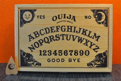 Handmade Ouija Boards - custom ouija board kindle or similar tablet by