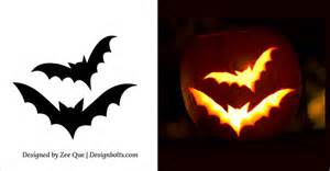 Free scary halloween pumpkin carving patterns stencils amp ideas 2014