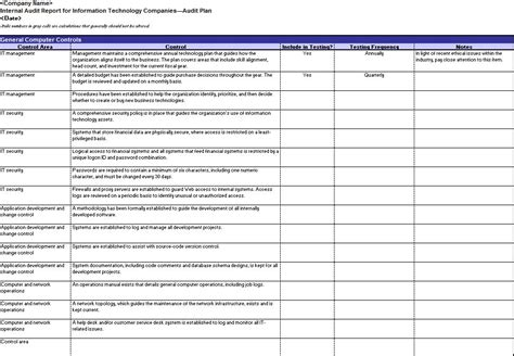 best photos of audit checklist template excel quality