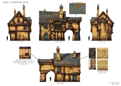 Awesome Medieval House Plans Pictures House Plans 8971