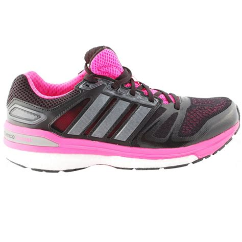 adidas supernova sequence 7 s running shoes black