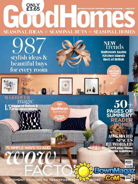 home and design magazine uk goodhomes uk 06 2017 187 download pdf magazines