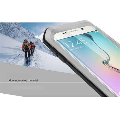 Mei Powerful Aluminium Bumper Samsung Galaxy S6 White mei powerful aluminium bumper for samsung galaxy s6 edge white jakartanotebook