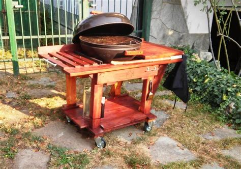 world most beautiful bbq table diy pallet bbq grill table