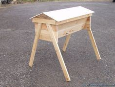 top bar beehive feeder bee keeping on pinterest top bar hive beehive and life cycles