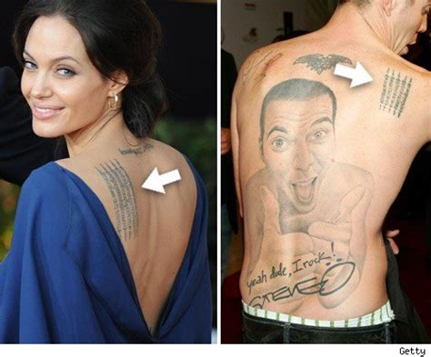 stevo back tattoo has quot quot tendencies tmz