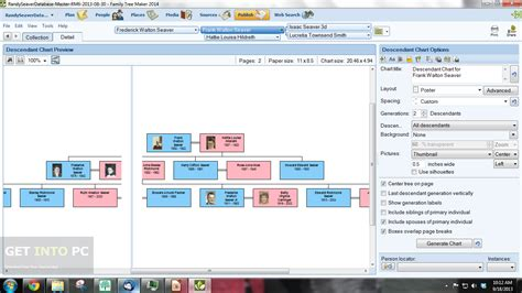 an easy guide to creating a family tree in powerpoint 2007