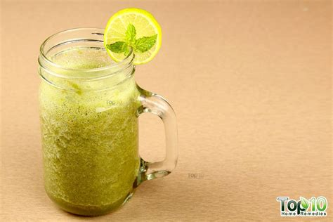 Cellulite Detox Smoothie by Diy Burning Detox Smoothie Top 10 Home Remedies