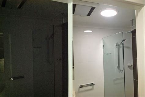 Bathroom Skylight Questions Before After Photos Brighten A Room Solatube