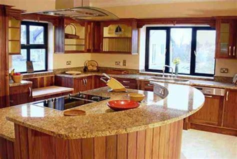 granite kitchen island ideas 15 stylish kitchen countertop ideas ultimate home ideas