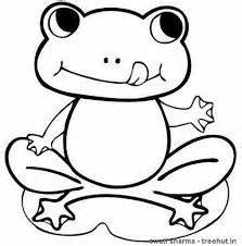 coloring pages of cute frogs 225 best frogs images on pinterest frogs digi sts