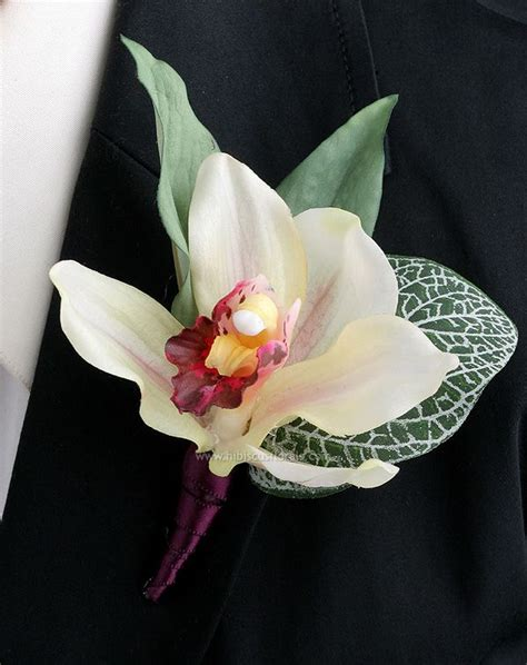 orchid boutonniere 17 best images about wedding bouquets and boutonni 232 res on feather bouquet