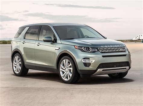 land rover discovery 2015 новый land rover discovery sport 2015 цена фото