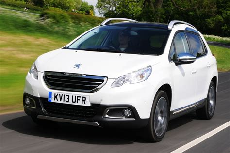peugeot models list peugeot 2008 history of model photo gallery and list of