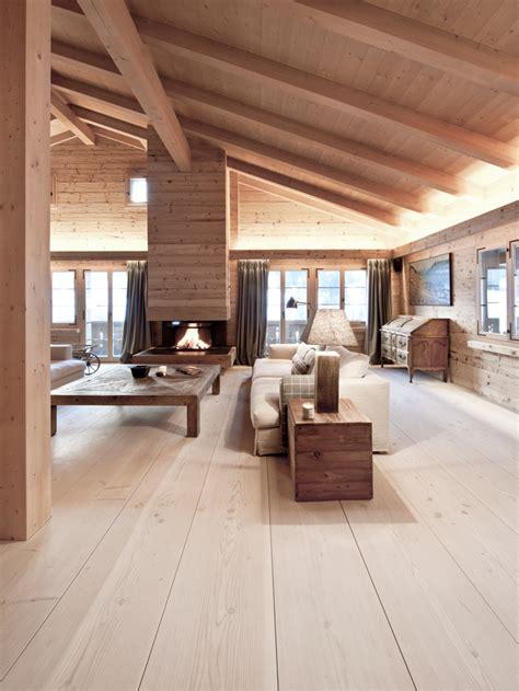 dinesen wooden floor chalet gstaad decoist