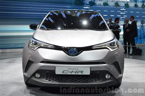 toyota motors japan toyota c hr compact suv will launch in japan in december