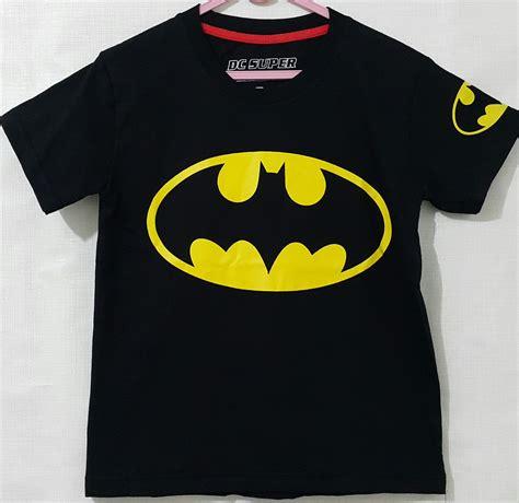 Grosir Seri Kaos Anak Karakter Batman Voil 1 6 grosir kaos anak karakter batman hitam 7t 10t page