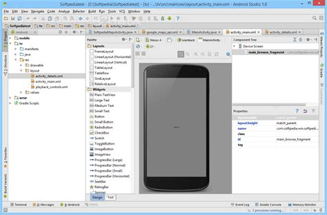 android studio version android studio