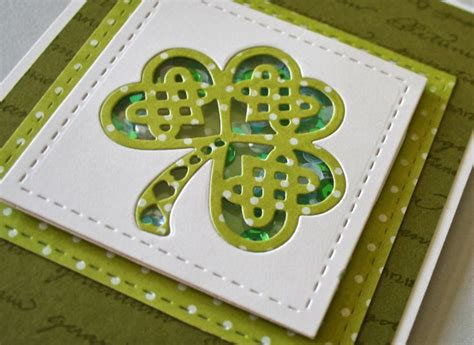 flower rubber st 17 best images about cards st patricks day on