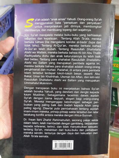 Syiah Merajalela Di Tengah Ahlus Sunnah buku syiah merajalela di tengah ahlus sunnah toko muslim