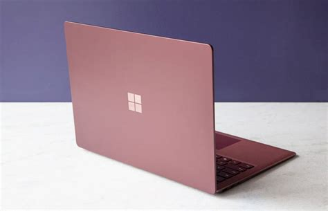 Q2 Designs Affordable Pink Laptops by Microsoft Surface Laptop Review A Real Stunner But Get