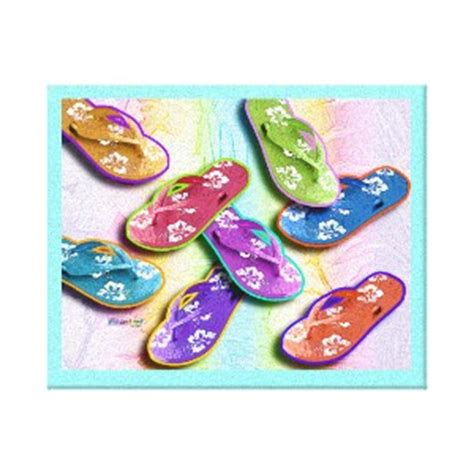 flip flop wall decor webnuggetz