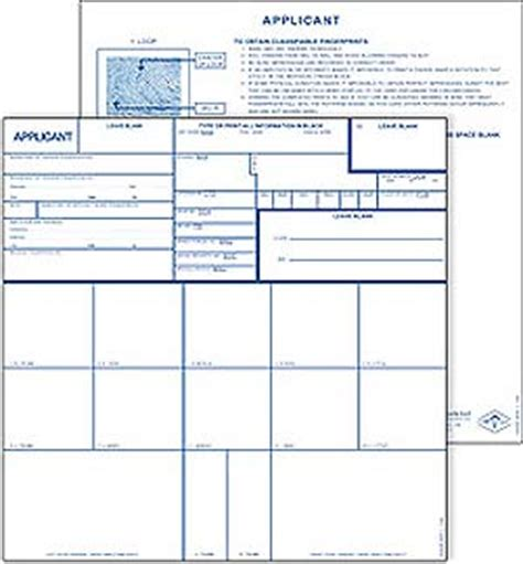 fingerprint template for gun sale software printscan
