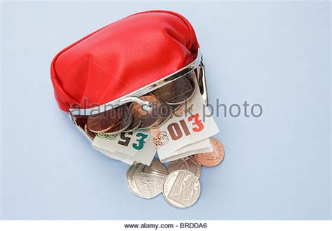 Five Pound Coin Purses From Topshop by Purse Money Sterling Stock Photos Purse Money Sterling
