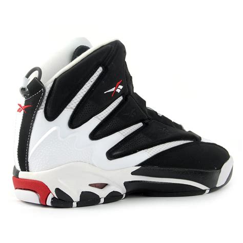 reebok basketball shoes for reebok the blast white black excellent classic