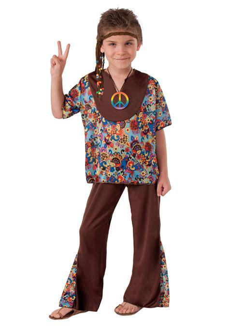 60er 70er hippie boy costume