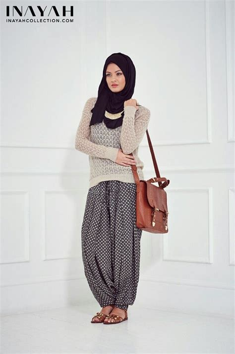 trend watch patterned pants printed harem pants make this outfit amazing hijab