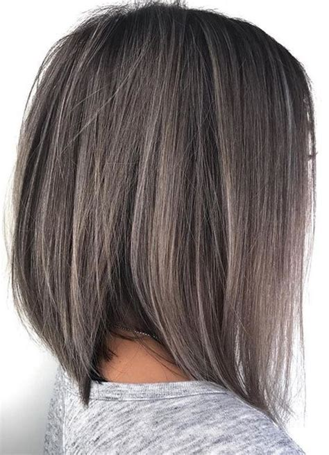 grey hair with with in the front 1249 best short hair styles images on pinterest