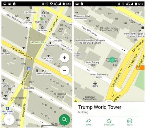 android maps offline best free offline map apps for android androidpit