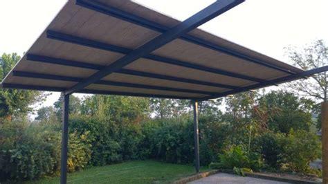 tettoie prefabbricate in ferro tettoie in legno in ferro ed a sbalzo cm infissi